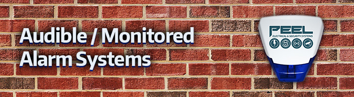 Audible / Monitored Alarm Systems