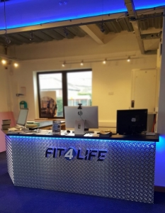 Fit 4 Life LED Lighting install