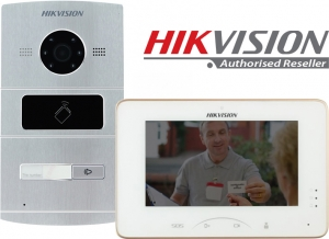 HikVision Authorised Reseller Door Entry Control